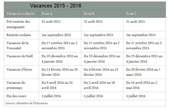 search results for vacances scolaires 2015 2016 zone c france calendar 2015. Black Bedroom Furniture Sets. Home Design Ideas